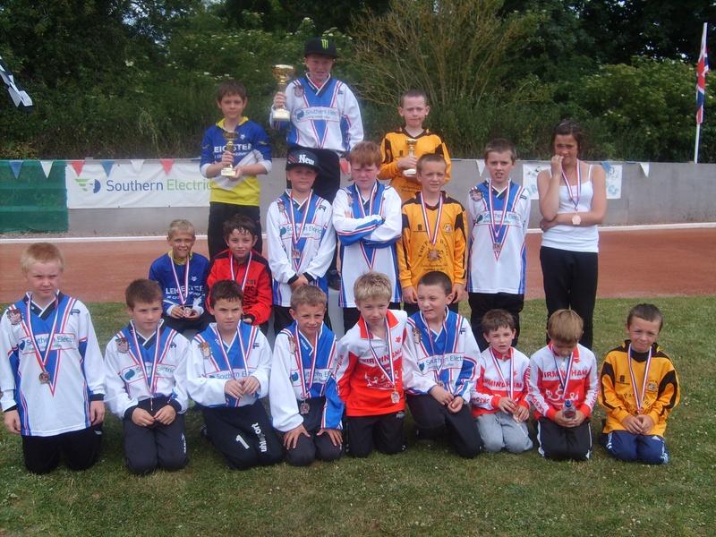 Midland Championship 2010 u12's