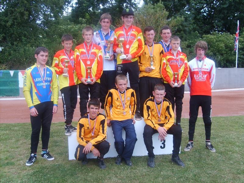 Midland Championship 2010 u15's+18's